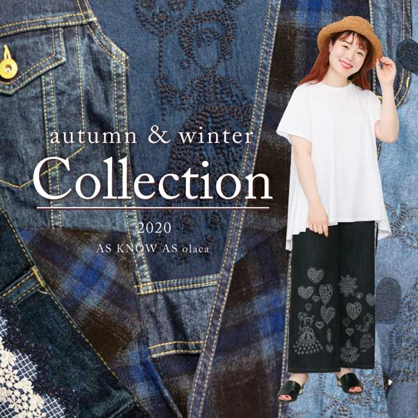 2020 Autumn & Winter Collection by olaca