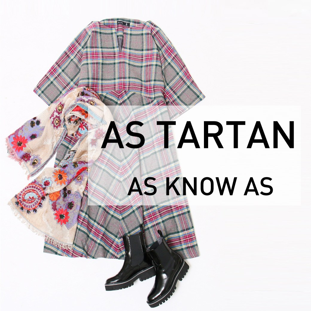 AS TARTAN ITEM