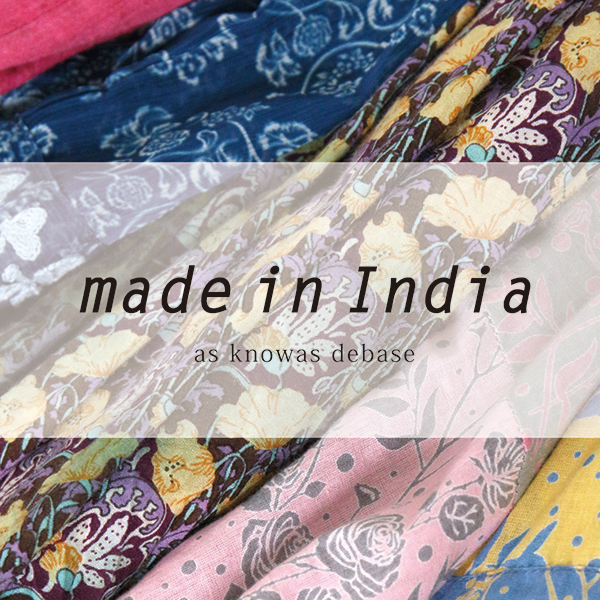 made in India by de base