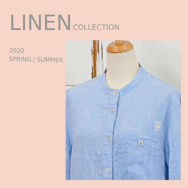 LINEN collection by de base