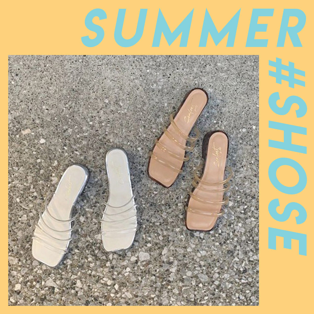 SUMMER SHOSE  by PINKY