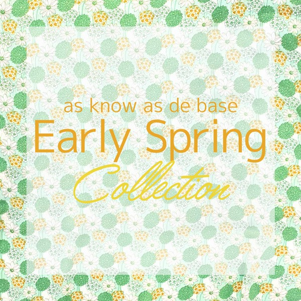 Early Spring Collection by de base